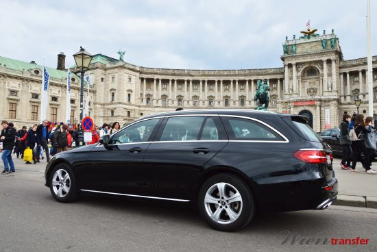 vienna airport private limousine transfers